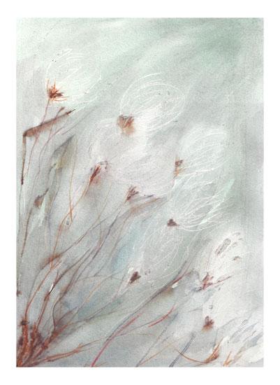 art prints - Delicate Stems by Matilda