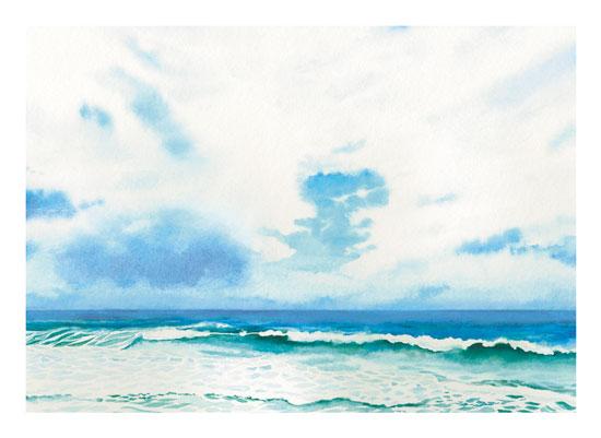 art prints - Meet you there by Ali Kurzeja