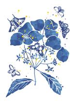 Swirling in Nectar by Shu Chen