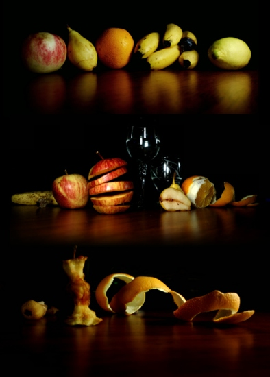 art prints - Fruit Triptych by abdulrhman