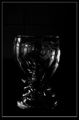 art prints - Glass illusion 1 by abdulrhman