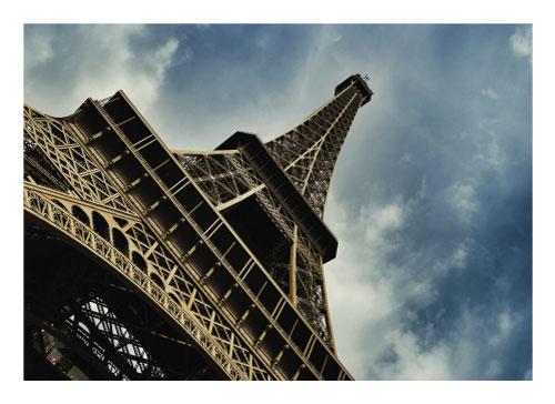 art prints - L'amour de Eiffel by Julie Darrell