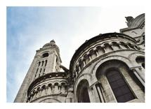 Sacre Coeur 2 of 2 by Julie Darrell