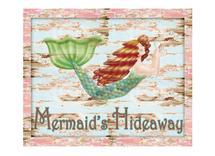 Mermaid's Hideaway by Diane Houghton