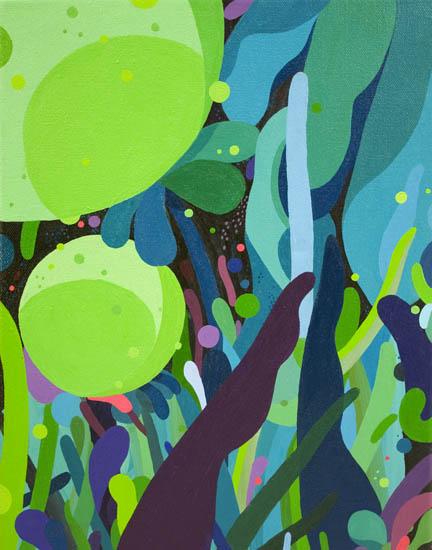 art prints - Overgrowth by Kyle Knapp