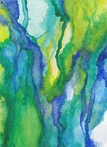 Blue Waters by Laura K. Aiken