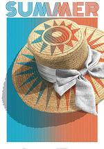 Summer Hat by John Sposato