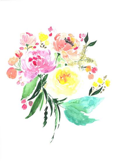 art prints - Flowers by Darina Gocheva