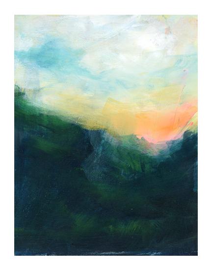 art prints - Yonder by Lindsay Megahed