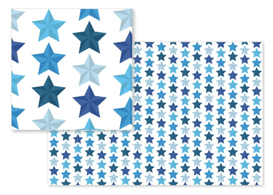 fabric - Star-Spangled by Carmelita Mills