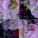 Floral Glow by Tammy Senrick