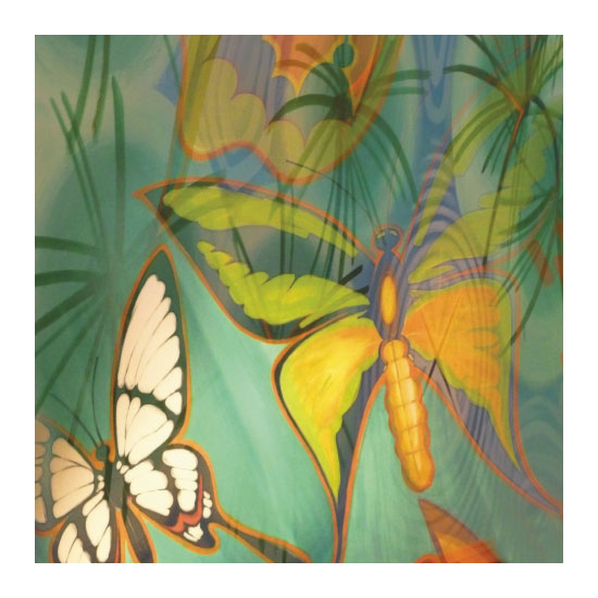 art prints - Free Flying Butterflies by Mazing Designs