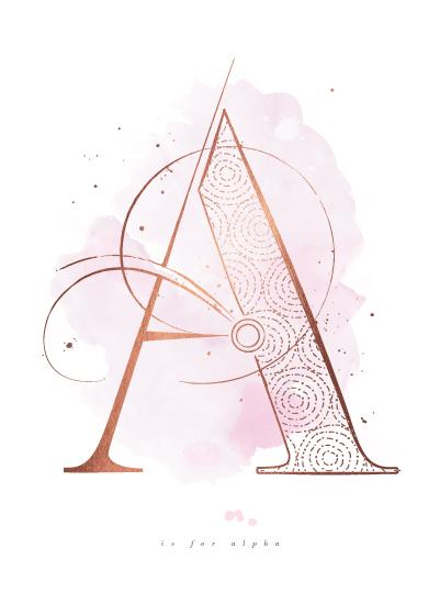 art prints - A.1 by Rebecca Bowen