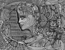 Meditation by Michelle Bradford