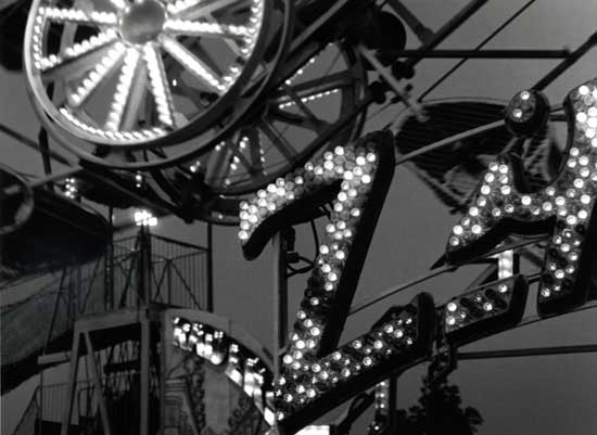 art prints - Carnival at Dusk by Kimberly Conner