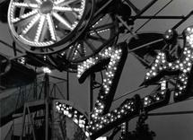 Carnival at Dusk by Kimberly Conner