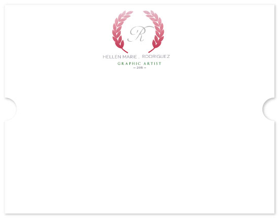 personal stationery - Professional Note by Mely D Lozano