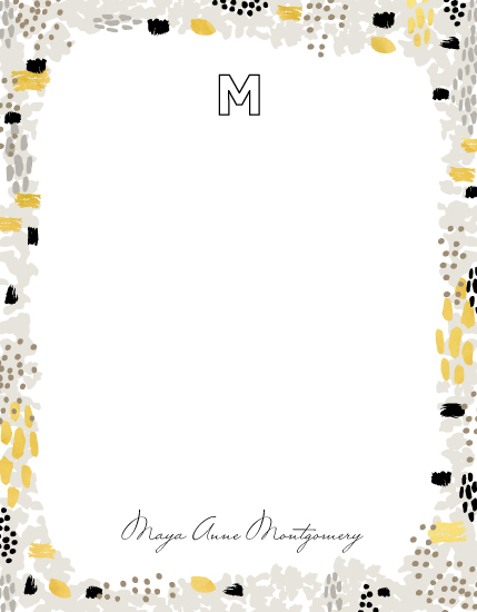 personal stationery - Impression2 by Petra Kern