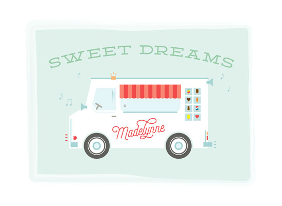 art prints - Sweet Dreams by Jennifer Postorino