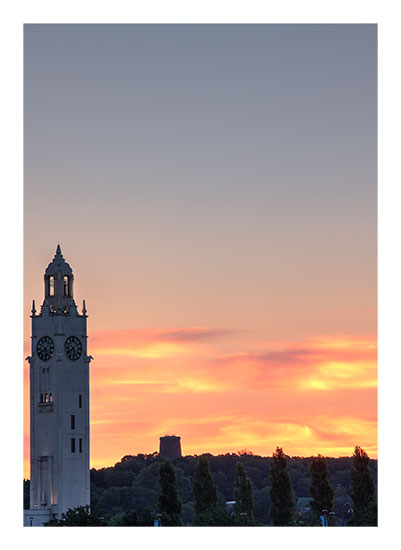 art prints - Clock Tower by Lucian
