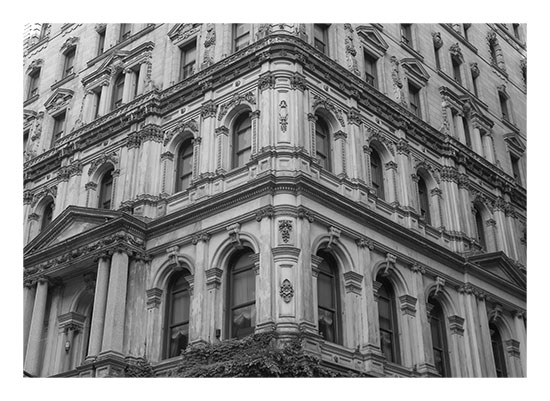art prints - St.James Hotel by Lucian