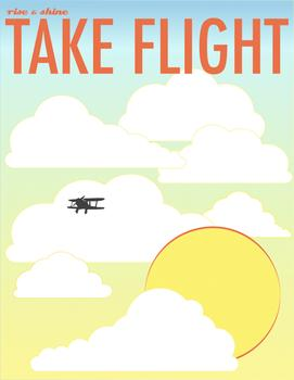 Rise & Shine - Take Flight