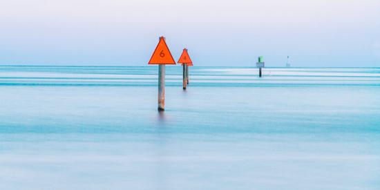 art prints - Shape of The Sea by Lisa Kaplowitz