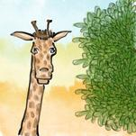 I'm a Giraffe by LD Gonzalez