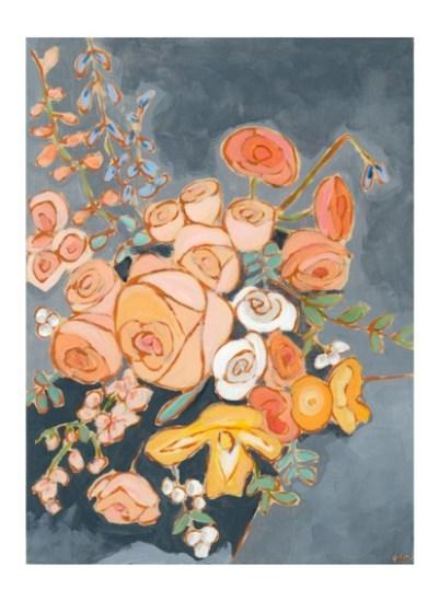 art prints - Sitting Pretty II by Jennifer Allevato