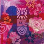 eye love u by Vicky Katzman
