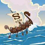 Those Vikings! by tyjyjghjghjghj