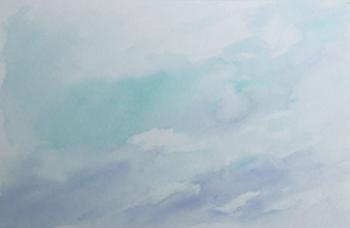 Plein Air Series- After the Storm 2