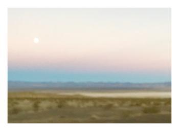Moonscape Mirage