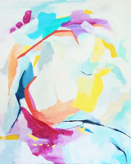 art prints - Move Me by Mya Bessette