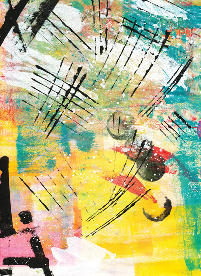 art prints - i think i can by Emily Abramson