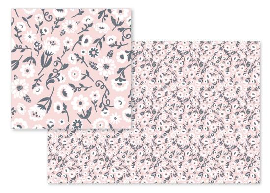 fabric - Midwest Meadow by Elizabeth Atlas