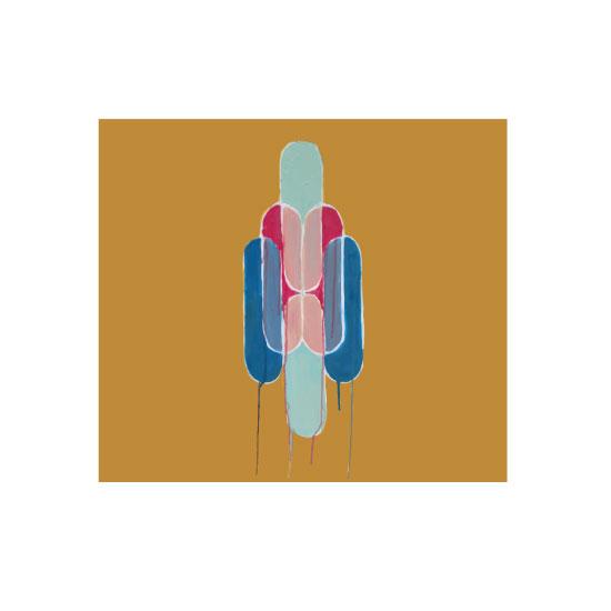 art prints - popsicle by ann t jones