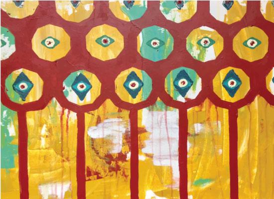art prints - red poppy field by ann t jones
