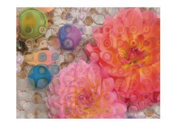 Dahlias and Marbles