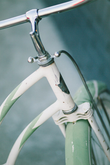 art prints - Bicyclette I by Lindsay Ferraris Photography