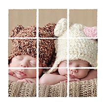art prints - Baby Blocks by Simon and Kabuki
