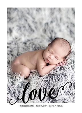 art prints - Baby Love by Simon and Kabuki