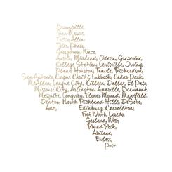 Texas Golden Cities