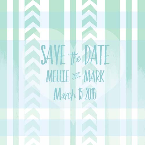 save the date cards - Savethedate by pamela powell