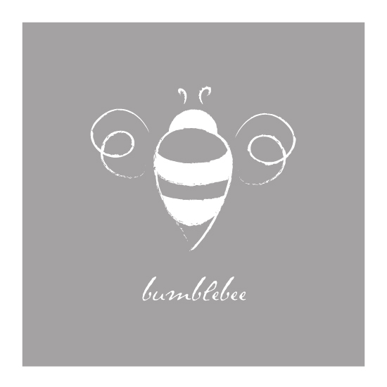art prints - simple bumblebee by Brooklyn