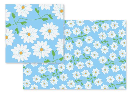 fabric - Daisy Daisy by Heide Balaban