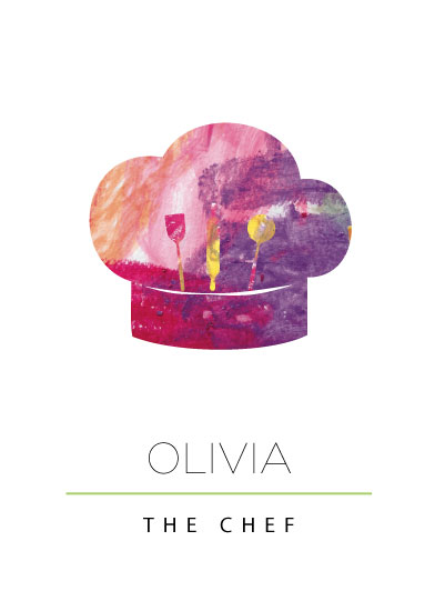 art prints - The Chef by Priya
