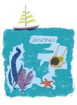 Boy Underwater by Yanni Hui