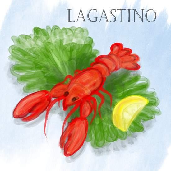 art prints - Lagastino Cocina by LD Gonzalez
