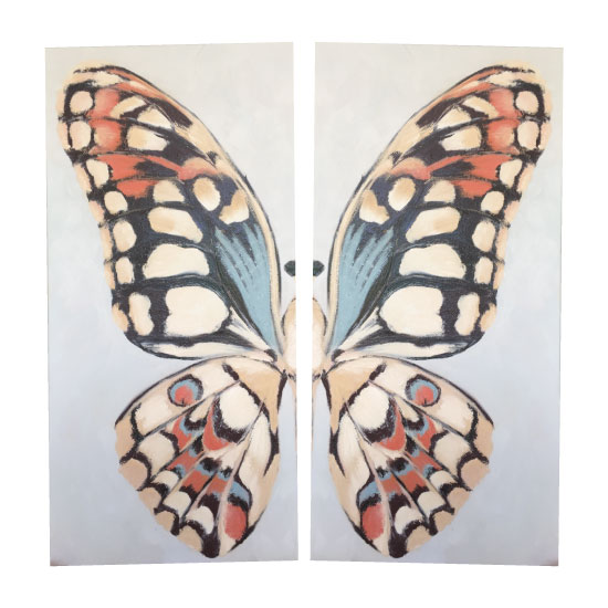 art prints - Butterfly Wings by Leanne Owens
